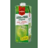 Água de Coco Integral Confiare Caixa 1l