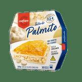 Torta de Palmito Congelada Confiare Caixa 500g