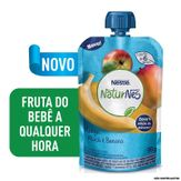 Purê de Frutas Maçã e Banana Naturnes 99g Nestlé