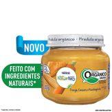Papinha Orgânica Frango, Cenoura e Mandioquinha Naturnes Nestlé 115g