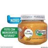 Papinha Orgânica Carne com Abóbora Naturnes Nestlé 115g