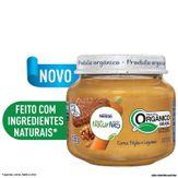 Papinha Orgânica Carne, Feijão e Legumes Naturnes Nestlé 115g