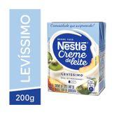 Creme de Leite Levíssimo Nestlé Caixa 200g