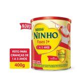 Composto Lácteo Ninho Fases 1+ Nestlé Lata 400g
