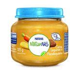 Sopinha Carne, Legumes e Mandioquinha Nestlé Naturnes Vidro 115g