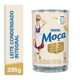 Leite Condensado Integral Original Nestlé Moça Lata 395g