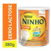 Composto Lácteo Zero Lactose Ninho Forti+ Nestlé Lata 380g