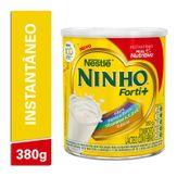 Composto Lácteo Ninho Forti+ Nestlé Lata 380g
