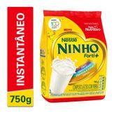 Composto Lácteo Ninho Forti+ Nestlé Pacote 750g