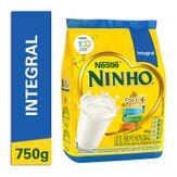 Leite em Pó Integral Ninho Forti+ Nestlé Pacote 750g