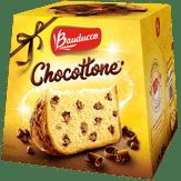 Panettone com Gotas de Chocolate Bauducco Chocottone Caixa 400g