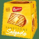 Panettone Salgado com Queijo Parmesão Bauducco Caixa 80g